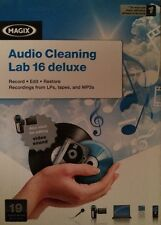 Magix Audio Cleaning Lab 16 deluxe