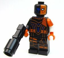 Lego Custom LEGO - - - - DEATHSTROKE REBIRTH - - - batman marvel super heroes dc