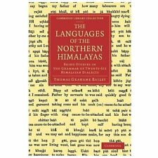 Cambridge Library Collection - Linguistics: Languages of the Northern...