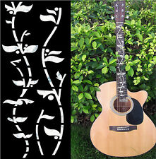 Guitar Inlay Stickers Life of Tree Decals