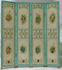 oriental beige lacquer screen room dividers