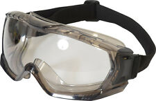 UCI Kara Sealed Safety Goggles Spectacles - Clear Lens - Eye Protection