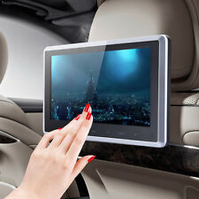 "10.1"" in Car Video Headrest Active Monitor DVD/USB/SD Player IR/FM Game Speaker"