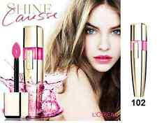 L`oreal SHINE CARESSE LIPGLOSS ROMY PINK 102 BEAUTIFULL LIPS