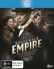 Boardwalk Empire: The Complete Series - Seasons 1-5 : NEW Blu-Ray
