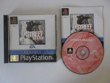STREET SKATER - PLAYSTATION - JEU PS1 PS2 COMPLET