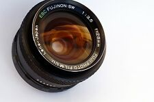 M42 EBC Fujinon-SW 3.5/28mm by FUJI, MINT lens, tested full frame A7, optimal