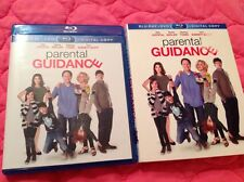 PARENTAL GUIDANCE BLU-RAY + DVD 2012 MOVIE BILLY CRYSTAL BETTE MIDLER