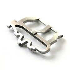 24mm Brushed Hollow Submarine Aftermarket Buckle for Panerai Strap Band Watch