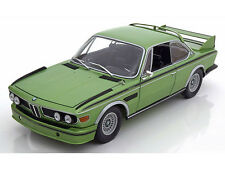 Minichamps 1975 BMW E9 3.0 CSL Coupe Green Metallic LE 504pcs  1:18* New Item!