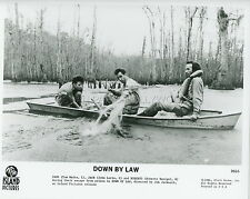 JOHN LURIE ROBERTO BENIGNI JIM JARMUSCH DOWN BY LAW 1986 PHOTO ORIGINAL #4