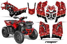 Polaris Scrambler 850/1000 AMR Racing Graphic Kit Sticker ATV Quad Deco REAPER R