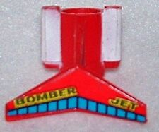 VOLTES V ORIG GODAIKIN BOMBER JET TAIL PC SHOGUN WARRIOR ROBOT TRANSFORMER JAPAN