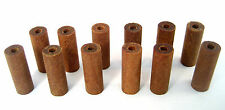 """Phenolic Threaded Spacers/Standoffs, 4/40 x 11/16"""" Long: 12/Lot: HH Smith 8681"""