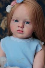 Realistic Reborn girl  toddler EMILIA by NATALI BLICK ~reborned by Olesya Venger