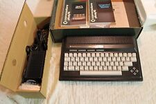~Commodore Plus 4 in Original Box w/ Power Supply, Manual, Cable *Clean & Tested