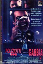 Poliziotti in gabbia (1988) VHS Columbia 1a Ed.Columbia -  Clayton Rohner