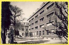 CPSM AMIENS Vers 1950 Batiment du Pensionnat SAINTE FAMILLE Cour de Récré