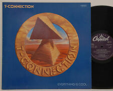 T - Connection       Everything is cool          Funk        NM  # D