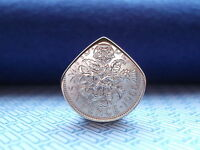 Genuine UK Sixpence Coin Pick / Electric / Acoustic Guitar.*BRIAN MAY.*QUEEN*