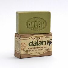 DALAN Olive Oil  Antique Natural Soap 1X170 gr  Effective Dandruff - Hair Loss