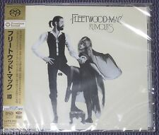 "FLEETWOOD MAC ""RUMOURS"" JAPAN HYBRID SACD DSD MULTI-CH 2011 *SEALED*"