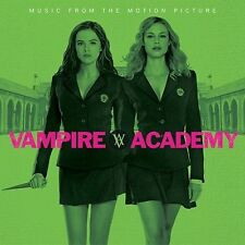 Vampire Academy (Original Soundtrack) (NEW CD) Chvrches Katy Perry Iggy Azalea