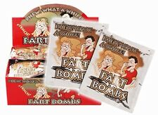 12x Fart Bomb Bags Stink Bombs Stocking Filler Party Loot Bag Toys UK SELLER