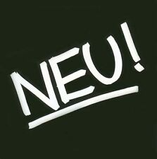 NEU - NEU '75 - BRAND NEW SEALED REISSUE LP GATEFOLD SLEEVE 2010