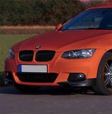 BMW E92 / E93 vor-facelift - Frontspoilerlippe diffusor Mpakiet klappen