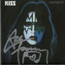 "ACE Frehley ""KISS"" AUTOGRAFO SIGNED CD booklet ""ACE Frehley/KISS"""