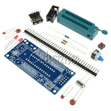 2pcs ATmega8 ATmega48 ATMEGA88 Development Board AVR (NO Chip) DIY Kit