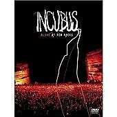 Incubus - Alive at Red Rocks (Live Recording/+2DVD, 2004) CD & DVD