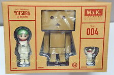 Danboard With Yotsuba And Duralumin Figure Box Set    , h#1