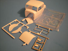 1932 Ford 5 Window Coupe 1/25 body shell firewall glass model car part lot