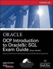OCP Introduction to Oracle9i: SQL Exam Guide-ExLibrary