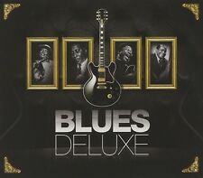 BLUES DELUXE (ALBERT KING, RAY CHARLES, SLIM HARPO, ROBERT JOHNSON,...) 3CD NEU