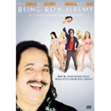 BEING RON JEREMY (DVD, 2004, Widescreen) New / Factory Sealed / Free Shipping