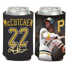 ANDREW MCCUTCHEN #22 PITTSBURGH PIRATES KADDY KOOZIE CAN HOLDER NEW WINCRAFT