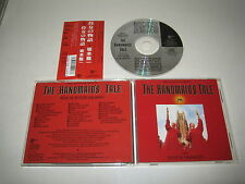 THE HANDMAID'S TALE/SOUNDTRACK/RYUICHI SAKAMOTO(JAPAN/TKCB-30248)JAPAN CD+OBI