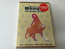 Born To Boogie The Motion Picture DVD T.REX MARC BOLAN RINGO STARR NEW SEALED