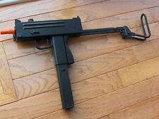 Gas Blowback MAC 11 Style Airsoft Gun Shoot Up To 340 FPS with 0.2G BB