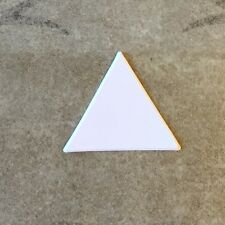 "1"" Equilateral Triangle-500 shapes English Paper Piecing shapes by All Quilty"