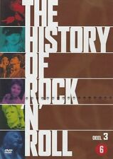 History Of Rock 'n' Roll 3 - DVD, Docu, Doku, English with many Subtitle NEW/OVP