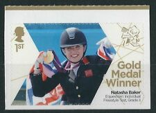 j191) Great Britain. 2012. MNH. SG 3384 Ist Jessica-Jane Applegate. Swimming