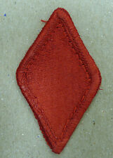 US ARMY 5TH INFANTRY DIVISION PATCH RED DIAMOND