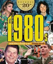 The 1980s from Ronald Reagan to MTV (Decades of the 20th Century in Color)