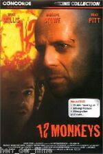 12 MONKEYS (Bruce Willis, Brad Pitt) Deutsche Erstauflage in glassbox