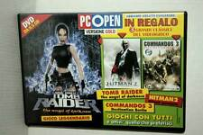 PC OPEN 3 GIOCHI TOMB RAIDER ANGEL OF DARKNESS USATO PC DVD VER ITA GD1 47482