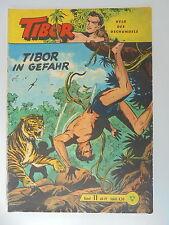 1x Comic - Tibor Nr. 11 - Lehning - Zustand 3 ist gelocht